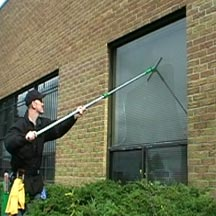 Learn Window Cleaning Skills